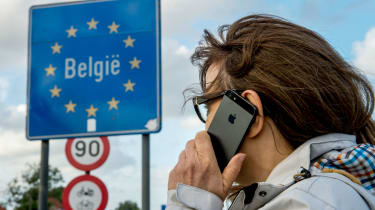 EU roaming charges