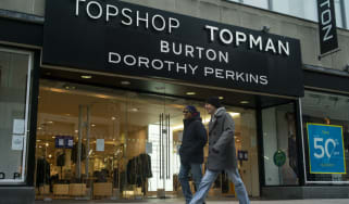 Topshop, Topman, Burton and Dorothy Perkins are brands owned by Philip Green's Arcadia retail empire