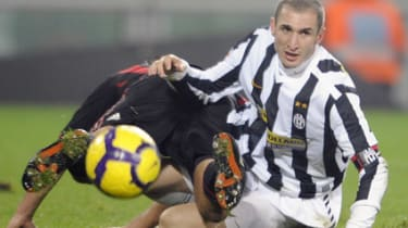 Girogio Chiellini Juventus