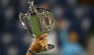 The US Open tennis grand slam takes place in New York