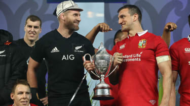 British and Irish Lions tour of New Zealand rugby