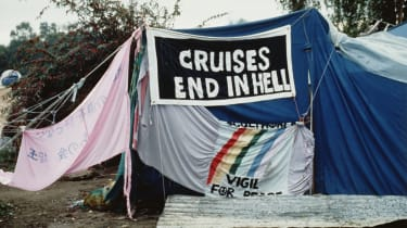Campaign for Nuclear Disarmament protest