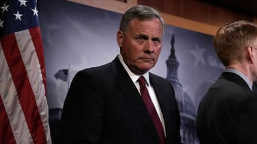 Senate Intelligence Committee chair Robert Burr says Russia meddled in 2016 election