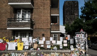 Grenfell Tower tributes