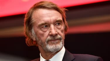 Ineos group chairman Sir Jim Ratcliffe is set to become the new owner of Team Sky