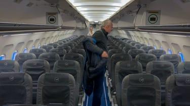 Plane, airline, passenger, flight
