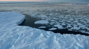 Antarctic ice melting has increased rapidly since 2012