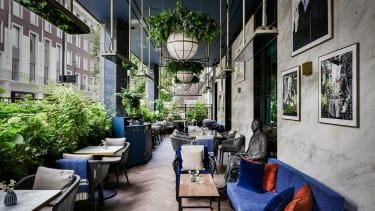 The Churchill Bar & Terrace, Marylebone