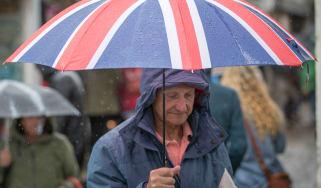 Rain UK Weather