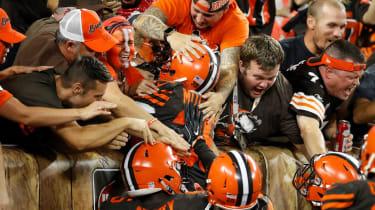 Cleveland Browns NFL NY Jets Bud Light