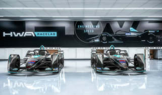 Stoffel Vandoorne will drive for Formula E team HWA Racelab in 2019