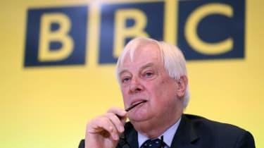 BBC Trust Chairman Chris Patten
