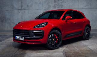 Porsche Macan GTS 2021