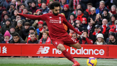 Liverpool striker Mohamed Salah has won the Premier League golden boot two years in a row
