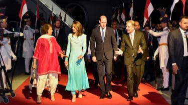 William Kate pakistan