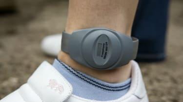 Electronic tag, monitor, prison, crime