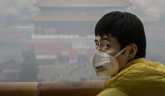 Air pollution has become a major social issue in China