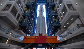China's space programme