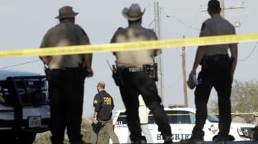 26 dead following church shooting in small Texas town
