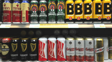 The price of beer and cider in Scotland has gone up dramatically
