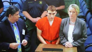 Alleged gunman Nikolas Cruz in court accused of 17 murders