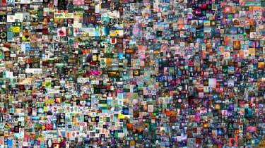 Everydays – The First 5000 Days (2021) by Mike Winkelmann