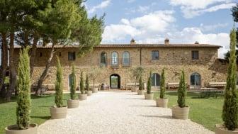 Conti di San Bonifacio wine and wellness retreat in Tuscany, Italy
