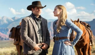 james mardsen and evan rachel wood westworld