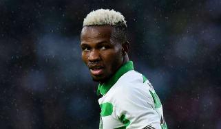 Celtic defender Boli Bolingoli
