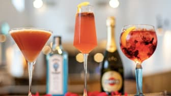 Valentine's virtual soirée: cocktail masterclass and hamper