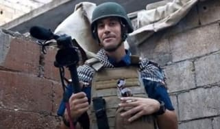 American journalist James Foley
