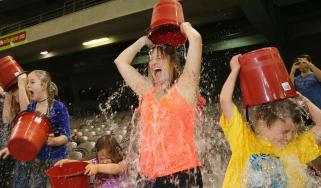 Ice Bucket challenge in Australia