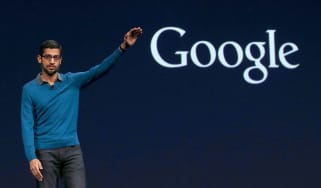 Google senior vice president of product Sundar Pichai