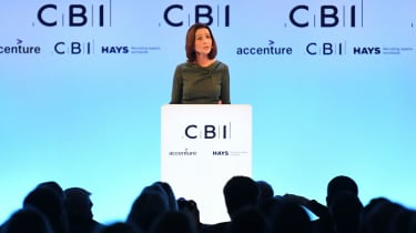 Carolyn Fairbairn is director-general of the Confederation of British Industry