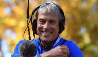 Sports presenter and journalist John Inverdale