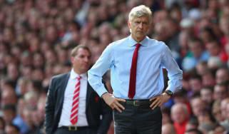 Wenger under increasing pressure