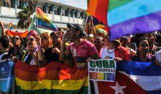 gay rights Cuba