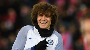 David Luiz Arsenal transfer news Chelsea