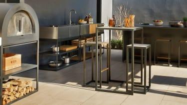 Kitchen Architecture outdoor kitchen