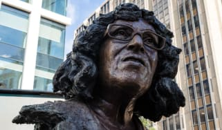 Statue of Betty Campbell MBE