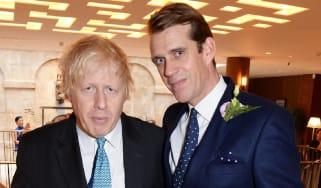 Boris Johnson and Ben Elliot