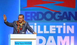 Recep Tayyip Erdogan is set to become Turkey's first directly elected president