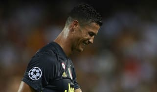 Cristiano Ronaldo red card Messi fans reaction