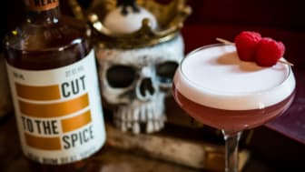 Violets Kill by Cut Spiced Rum