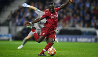 Liverpool signed Senegal striker Sadio Mane from Southampton in 2016