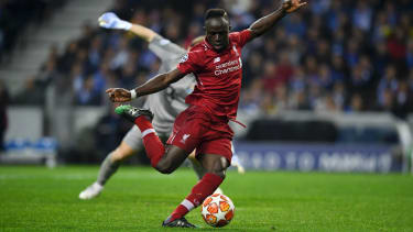 Liverpool signed Senegal striker Sadio Mane from Southampton in 2016