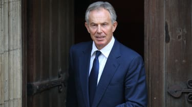 Tony Blair allegedly made the claim to Trump's son-in-law during a White House visit