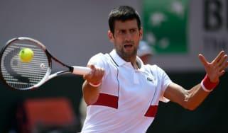 Novak Djokovic 2018 French Open tennis Grand Slam