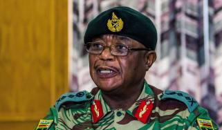 General Chiwenga, head of the Zimbabwean military, travelled to Beijing last week