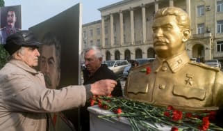 Stalin has been revived by the Kremlin as a symbol of national pride